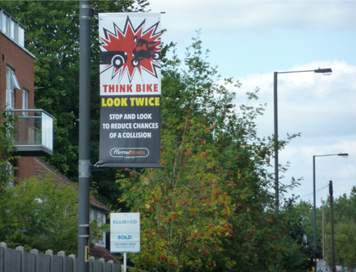 Motorcycle Safety – Harrow Council Outdoor Media Campaign
